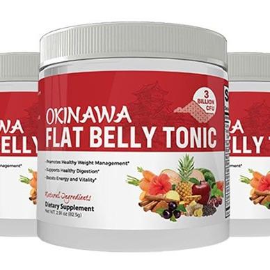 Okinawa Flat Belly Tonic (theokinawaflatbellyton) Profile Image | Linktree