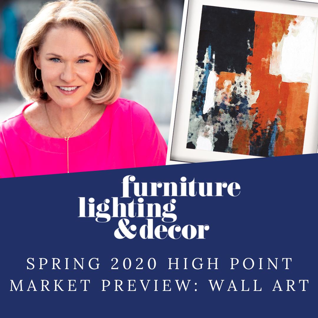 Furniture Lighting & Home Decor | Spring 2020 Wall Art