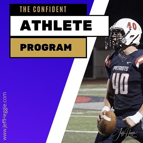 Jeff Heggie | Success Coach The Confident Athlete Link Thumbnail | Linktree