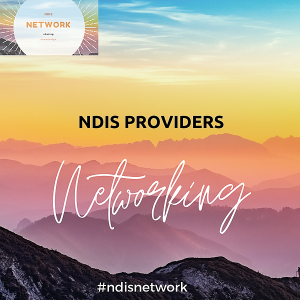 @ndis.network Sponsor an NDIS networking event Link Thumbnail | Linktree
