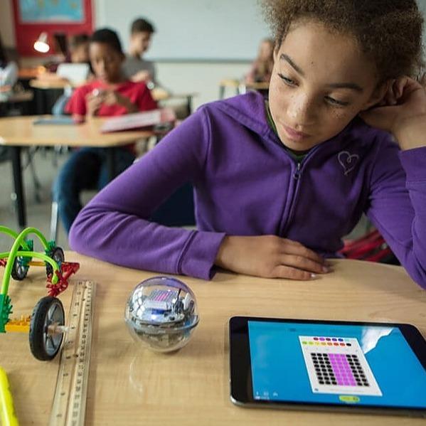 STEM Education Works Safe, Fun Sphero & littleBits Activities Link Thumbnail | Linktree