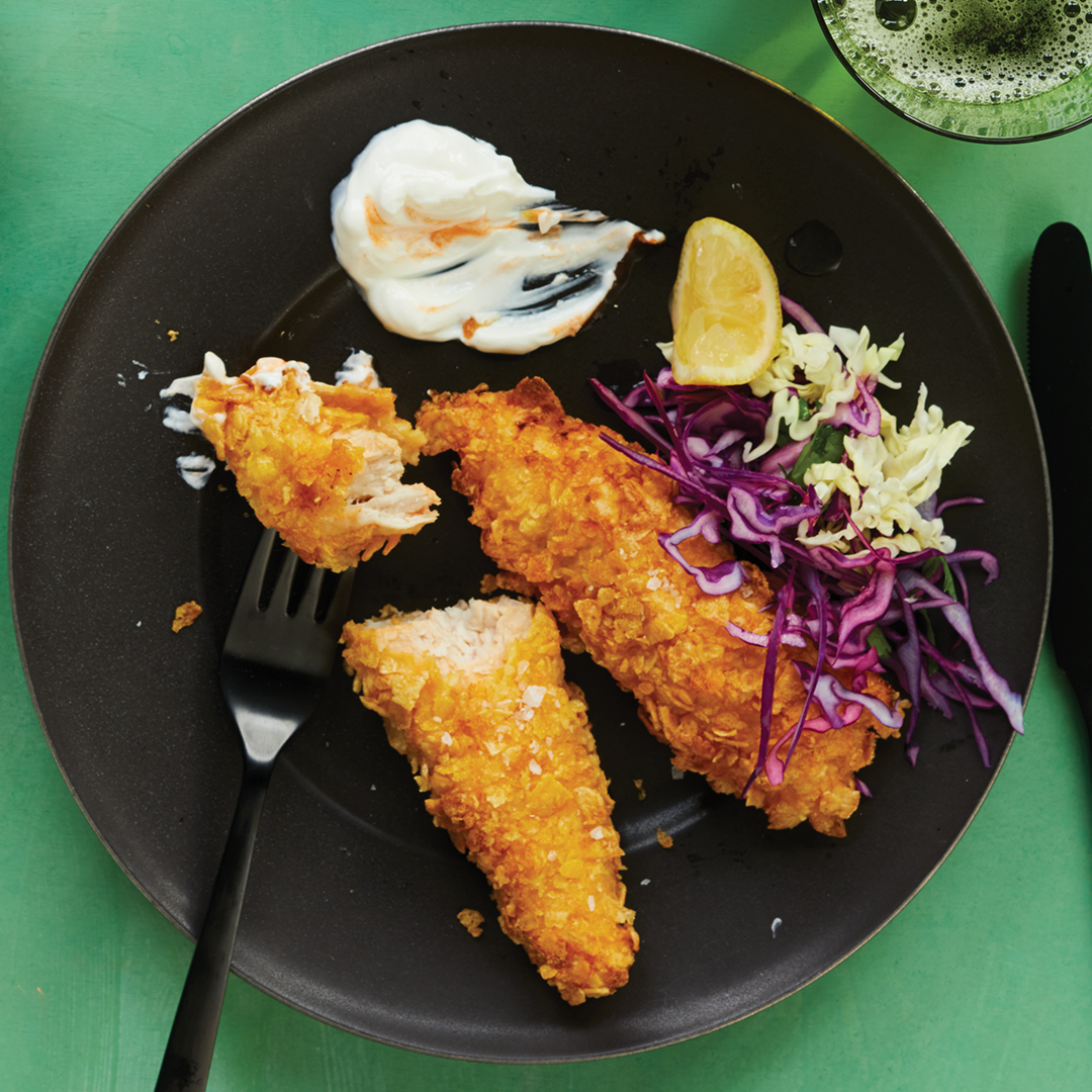 Southern-Style Fried Chicken Recipe