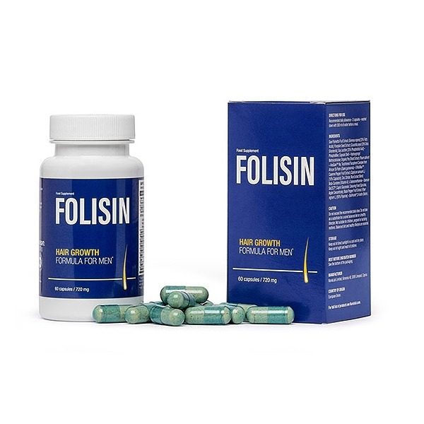 Folisin Hair Loss
