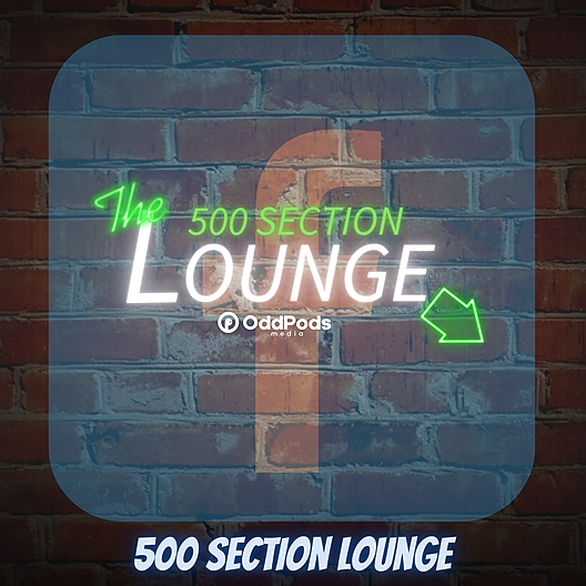 500 Section Lounge Podcast Facebook Link Thumbnail   Linktree