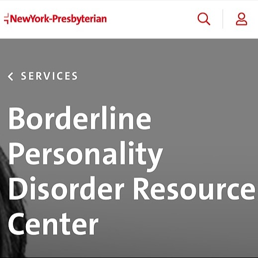 The Sphere Club Borderline Personality Resource Center Link Thumbnail | Linktree