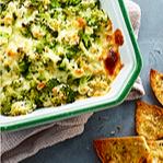 WW Creamy Parmesan-Broccoli Dip Recipe