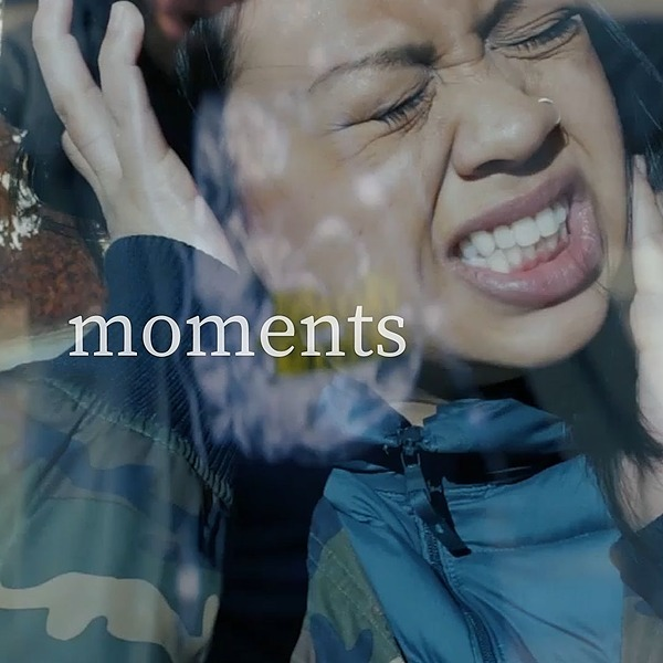 @lossbecomes 'MOMENTS' Music Video Link Thumbnail | Linktree