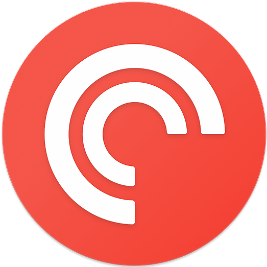 Podcast Player:  PocketCasts