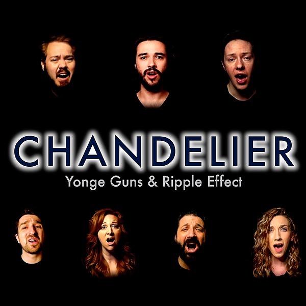 @rippleeffectquartet Chandelier Video - Yonge Guns and Ripple Effect Link Thumbnail | Linktree