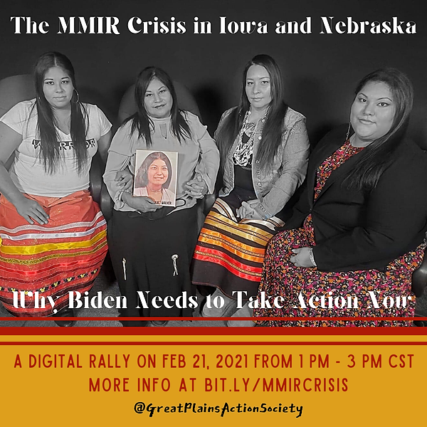 The MMIR Crisis in Iowa and Nebraska