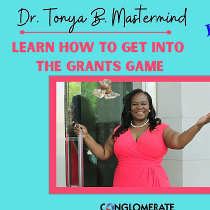 SMALL BUSINESS EXPERT Thanks for joining Dr. Tonya's Mastermind! Link Thumbnail | Linktree