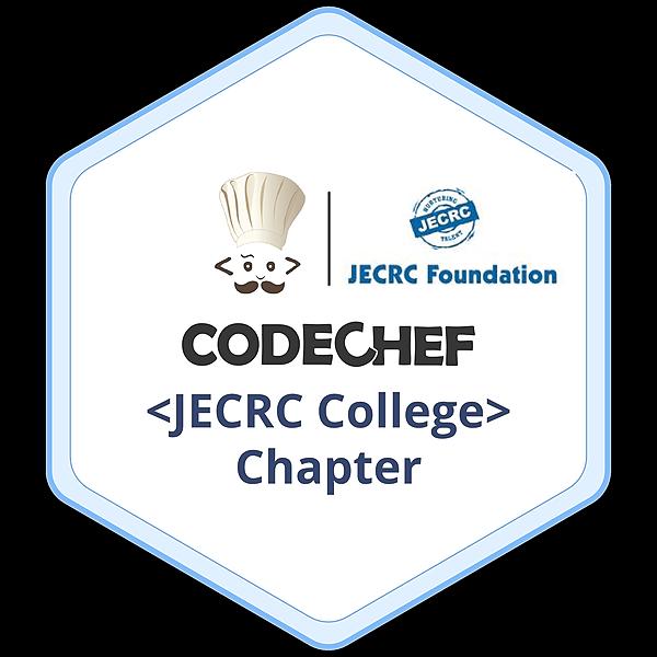 @Codechef_jecrc Profile Image | Linktree