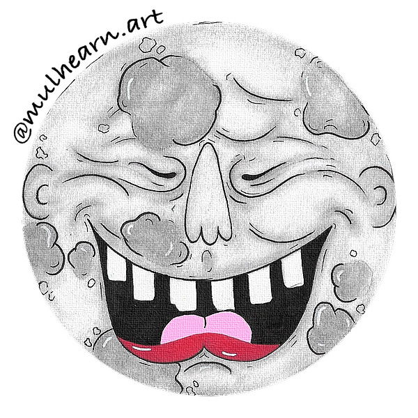 @mulhearn.art Profile Image | Linktree