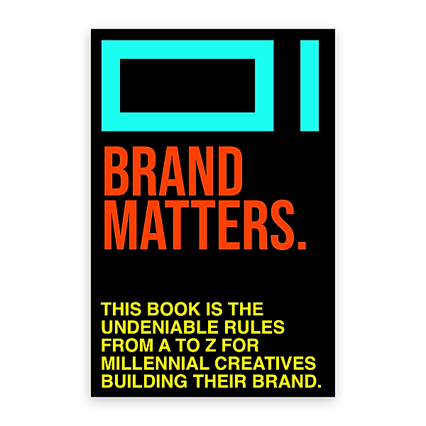 @iamtheindustrymagazine BOOK 01: Stand Out: Creatives 101 Guide To Designing A Brand That Makes Money Link Thumbnail | Linktree