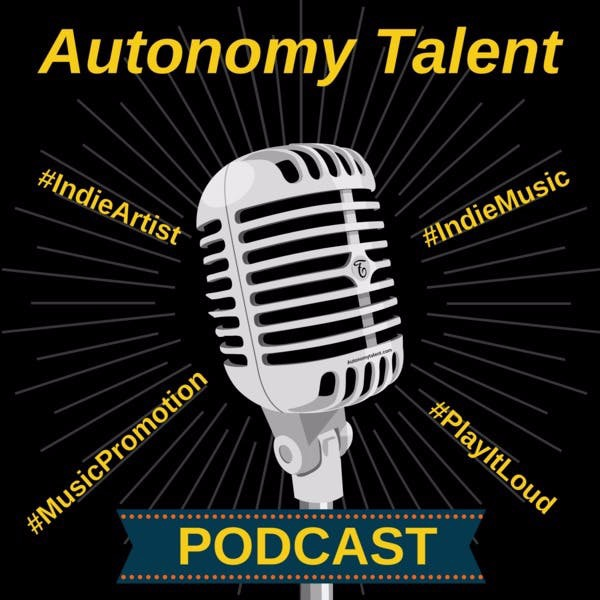 @loud_heavy_rock Autonomy Talent Podcast - All Guitar EP Review Link Thumbnail | Linktree