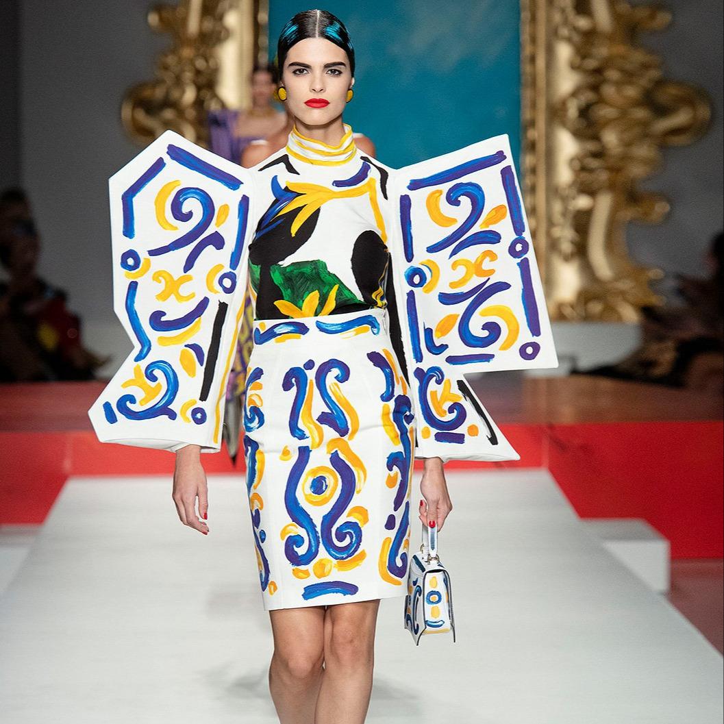 @fashionhr MFW: Moschinova Picasso žena, Max Marina odvažnost i Fendijeva igra materijalima predstavljaju sjajne modne priče Link Thumbnail | Linktree