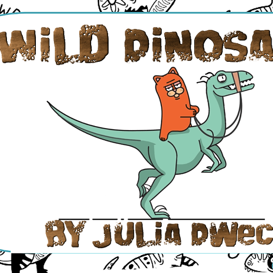 @GiftedTawk Wild Dinosaurs! *Dinosaurs and Creative Thinking Link Thumbnail | Linktree