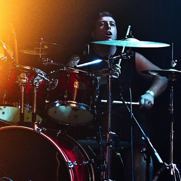 NIGHTRAGE - SPIRAL [Live Drum Playthrough by DINO GEORGE STAMOGLOU]