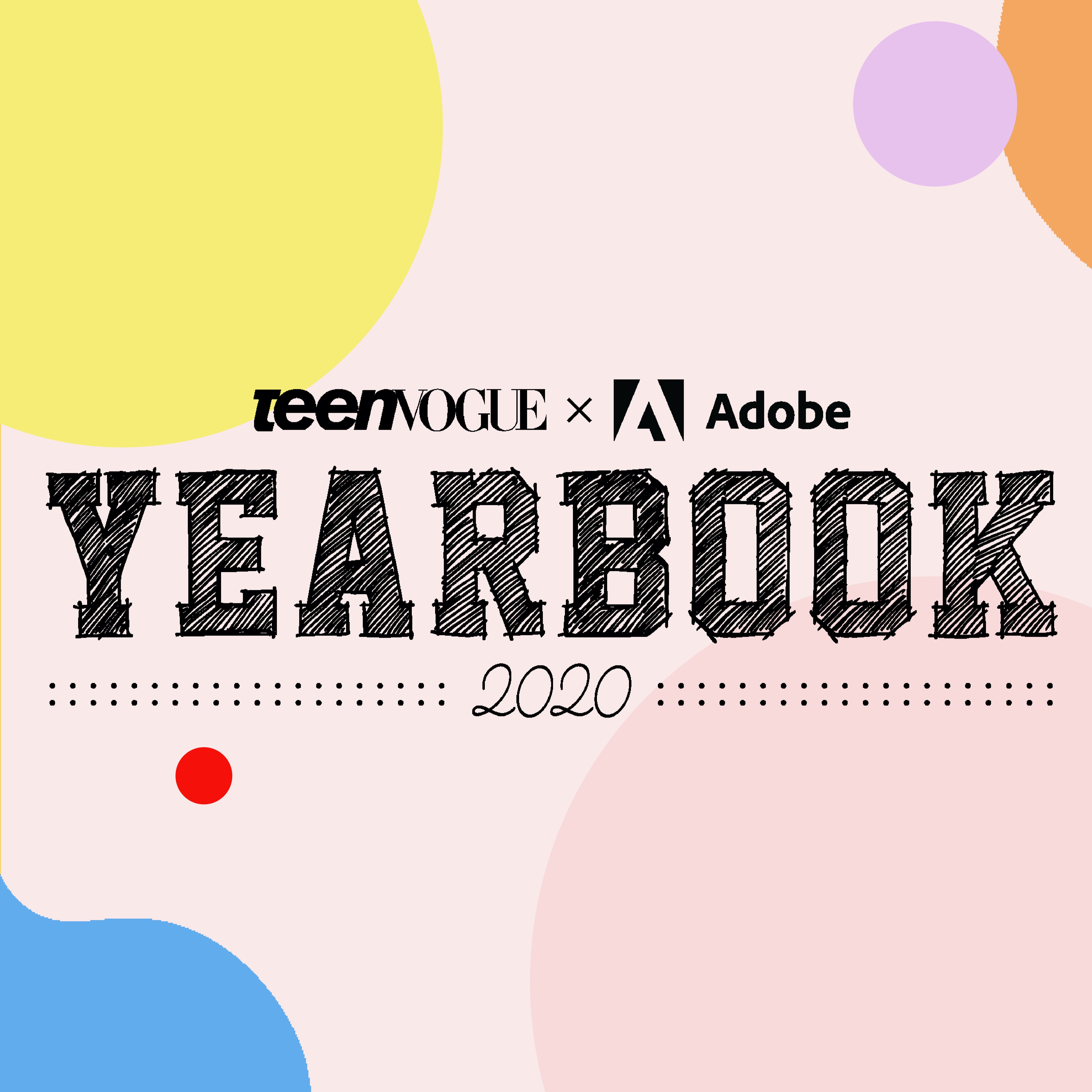 @adobespark Adobe x Teen Vogue 2020 Digital Yearbook Link Thumbnail | Linktree