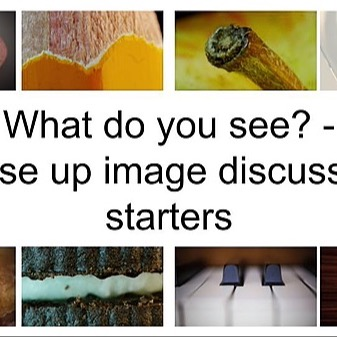 @RebeccaAllgeier Discussion starters - What do you see? Link Thumbnail | Linktree
