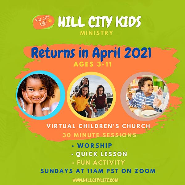 Hill City Kids