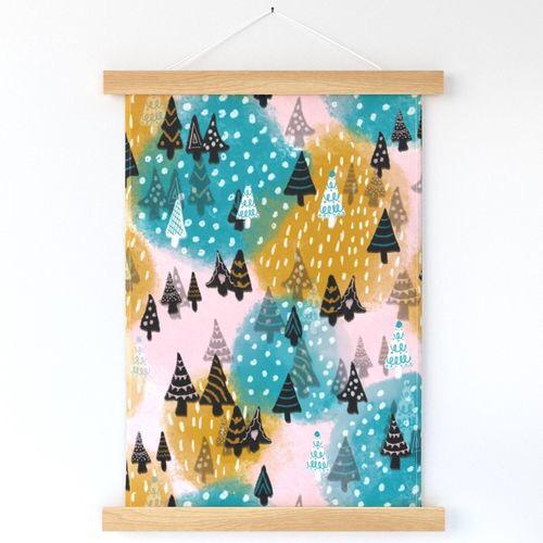 @sueshormanart Joy in the Winter Forest  Link Thumbnail   Linktree