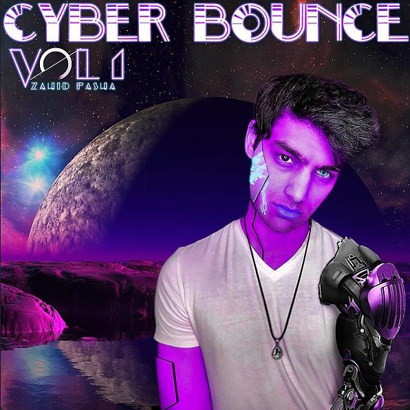 @zahidplanet Cyber Bounce Vol. I Link Thumbnail | Linktree