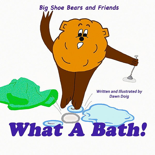 What a Bath!: Get swooped away in this rhyming bath time adventure.