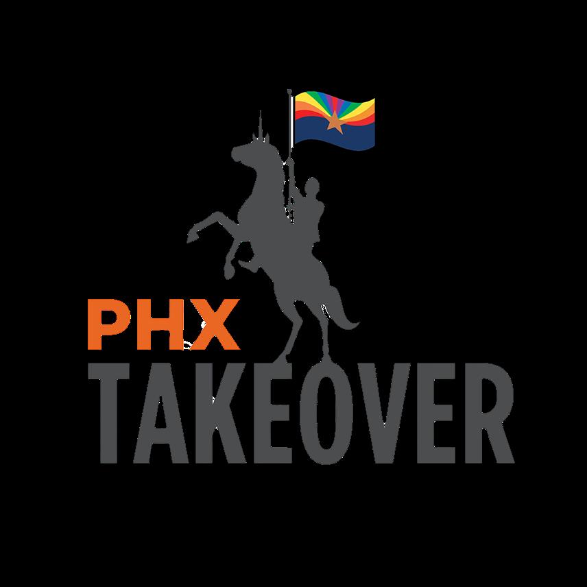 PHX 🏳️🌈 Takeover (PHXTakeover) Profile Image | Linktree