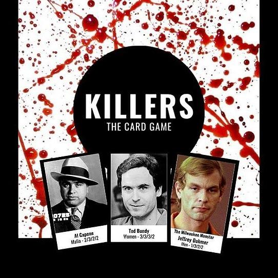 Killers - the card game (Killerstcg) Profile Image | Linktree