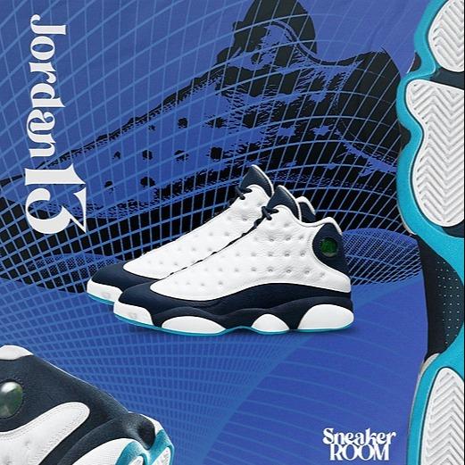 "@sneakerroom RAFFLE FOR AIR JORDAN 13 RETRO ""OBSIDIAN"" (MEN SIZES) Link Thumbnail | Linktree"