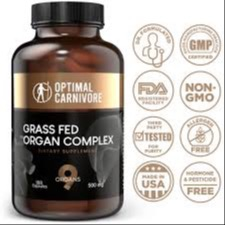 """Optimal Carnivore THE BEST Vitamins on the Market... Order through my Amazon Store front and use """"COLOMBIAN10"""" for 10% off!"""