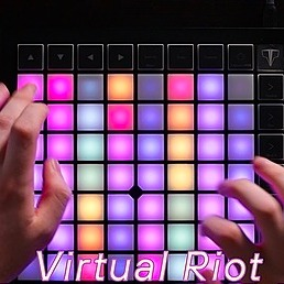 Virtual Riot - Wallmonger (Launchpad Project)