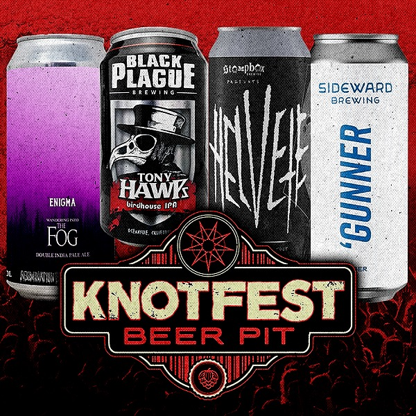 @Abominationbrewingco Knotfest Beer Pit Box Link Thumbnail | Linktree
