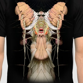 BROKEN MIRROR SHIRT (LIMITED)
