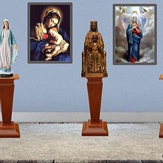 @RebeccaAllgeier Mother Mary - May Link Thumbnail | Linktree