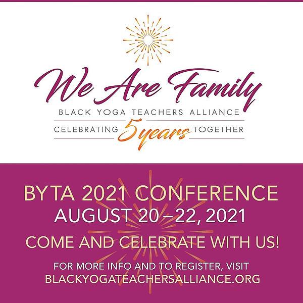 @diasporicsoul Black Yoga Teachers Conference Link Thumbnail   Linktree