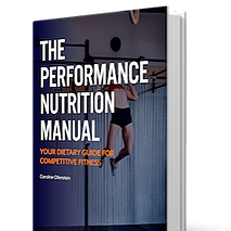 Performance Nutrition Manual
