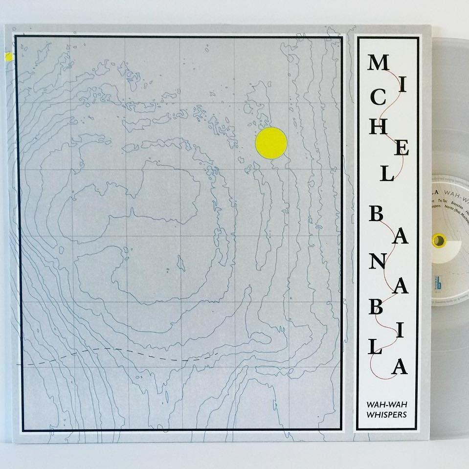 Michel Banabila Wah-Wah Whispers Link Thumbnail | Linktree