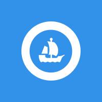 Blockchange Hodling Company Opensea NFT Store Link Thumbnail | Linktree