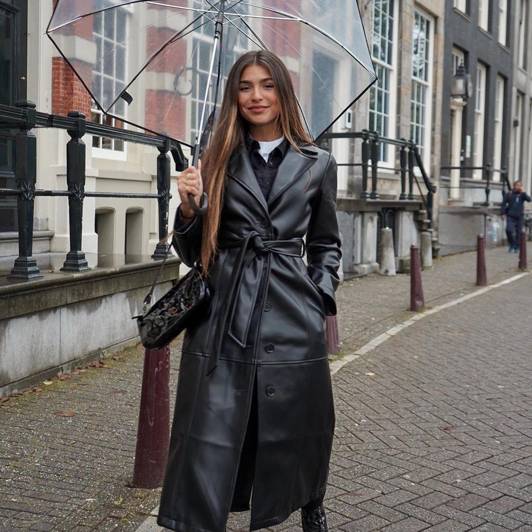 @fashionhr Veliki povratak kožnih kaputa iz kojih se nećemo skidati! Link Thumbnail | Linktree
