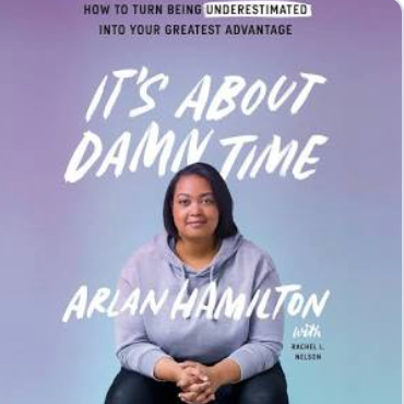 Book: It's About Damn Time