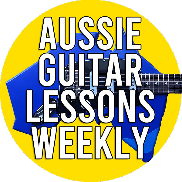 Simon Morel YouTube - Aussie Guitar Lessons Weekly Link Thumbnail | Linktree