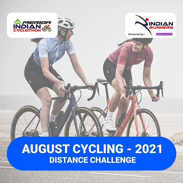 Indian Runners August Cycling Challenge Link Thumbnail   Linktree