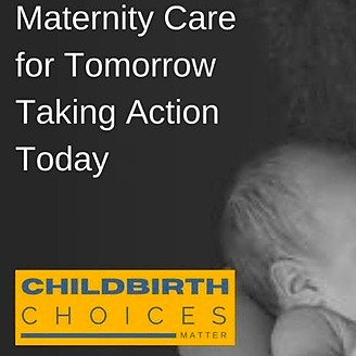 Childbirth Choices Matter donation page