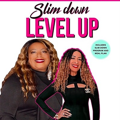 Slim Down Level Up-My Book