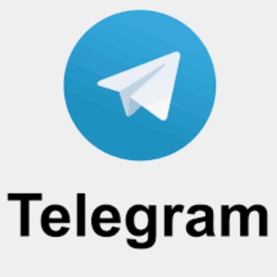 FOLLOW ME ON TELEGRAM!