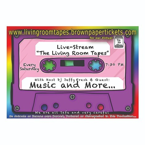 """Eichen Imagine Photography """"The Living Room Tapes"""" Watch Live~Stream Portal Ev-Sat @: 7:30p Pacific Link Thumbnail 