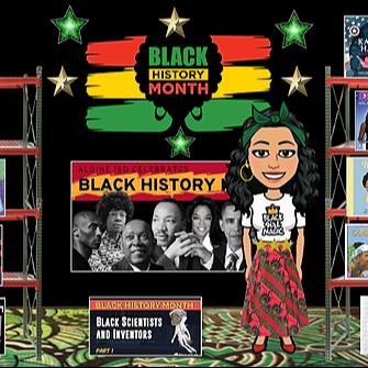 Miss Hecht Teaches 3rd Grade Black History Month Link Thumbnail | Linktree