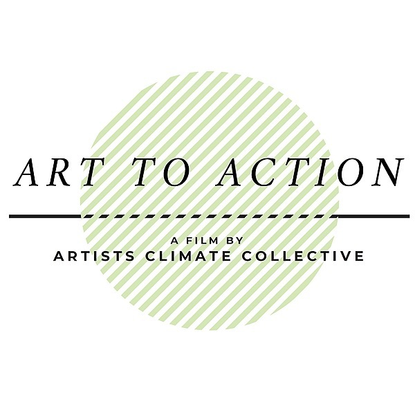 Artists Climate Collective Art to Action Link Thumbnail | Linktree